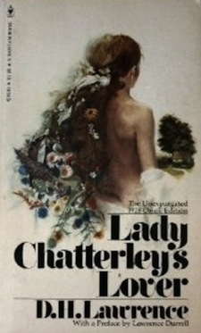 Relevance book cover Lady Chatterly's Lover