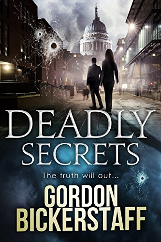 BOOK REVIEW GORDON BICKERSTAFF DEADLY SECRETS