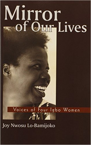 BOOK REVIEW MIrror of OUR LIVES JOY
