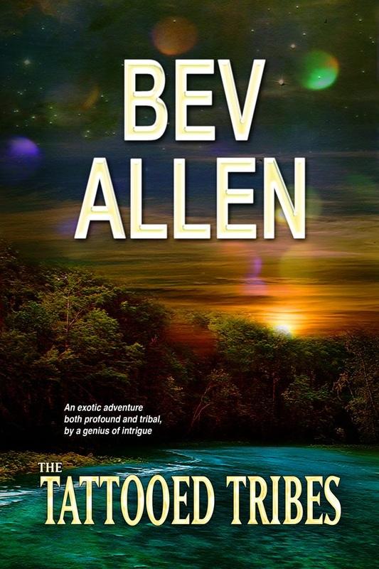 Talent Spotter Bev Allen Tattoed Tribe cover