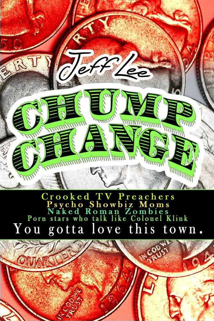 Talent spotter Jeff Lee Chump change cover