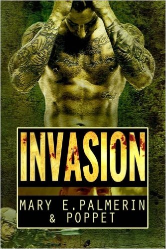 BOOK REVIEW INVASION BY POPPET and MARY PALMERIN
