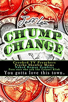 BOOK COVER JEFF LEE CHUMP CHANGE