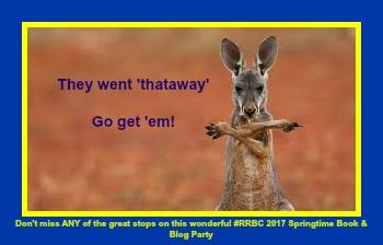 Kangaroo they went thataway