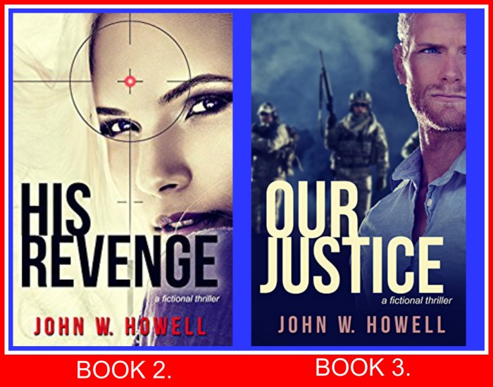 Author Showcase JOHN HOWELL BOOK 2 and 3