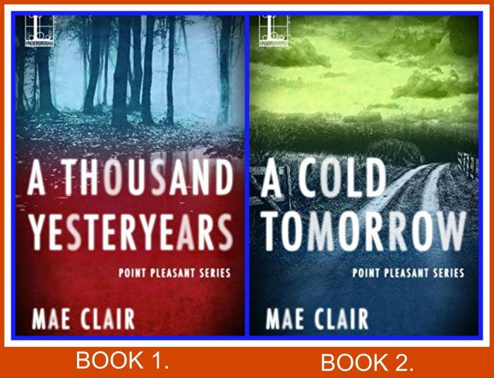 Author Showcase Mae Clair book 1 and book 2.jpg