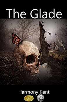 BOOK COVER THE GLADE BY HARMONY KENT