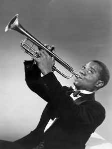 TRUMPET FOR BEST READS LOUIS ARMSTRONG