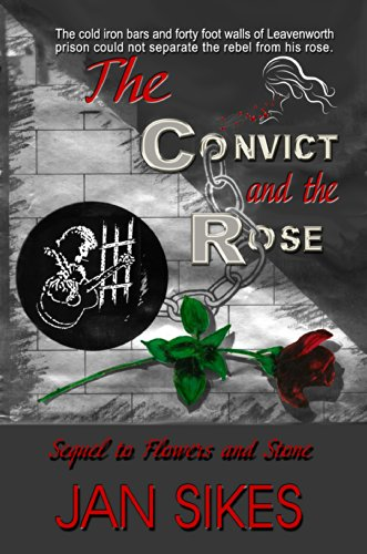 BOOK COVER THE CONVICT AND THE ROSE JAN SIKES