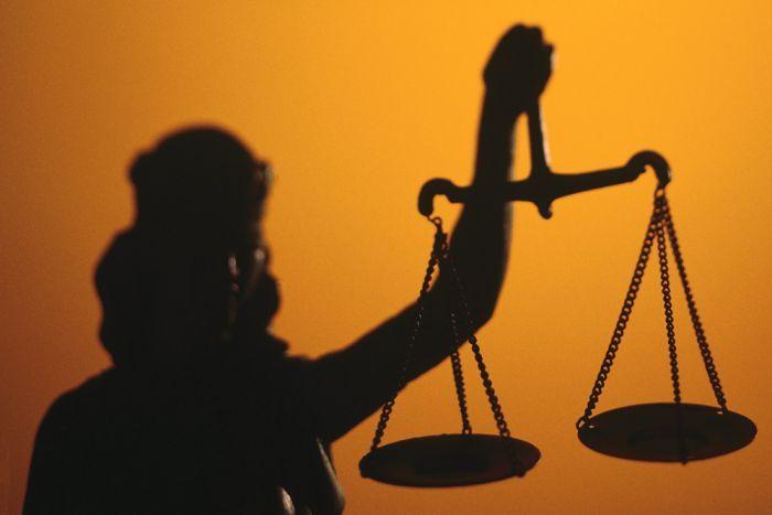 Justice shadowed