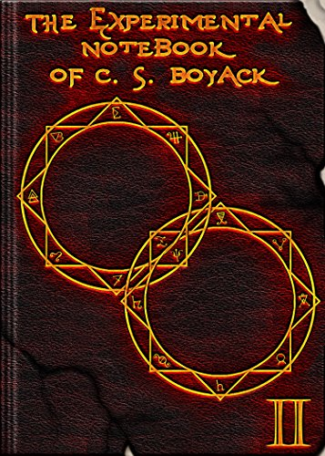 BOOK REVIEW COVER FOR C S BOYACK