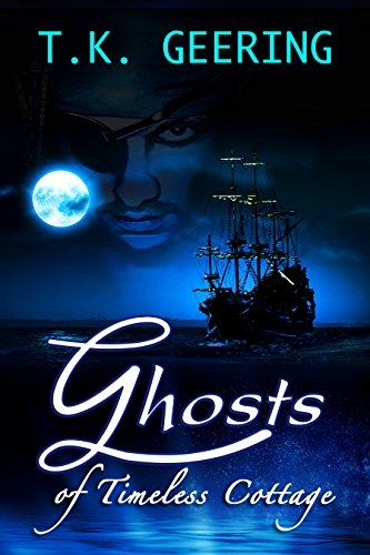 BOOK REVIEW GHOSTS OF TIMELESS COTTAGE
