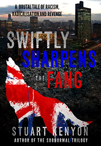 BOOK REVIEW COVER SWIFTLY SHARPENS THE FANG BY STUART KENYON