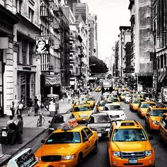 TAXI NEW YORK SHORT STORY