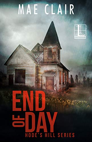 book review cover end of day by mae clair.
