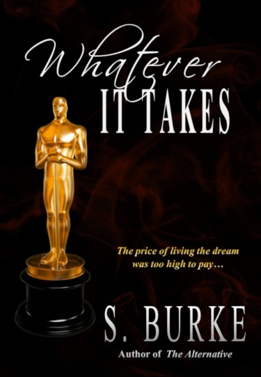 Whatever it Takes Book Cover for all posts.