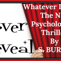 Book Cover Reveal: Whatever It Takes by S. Burke