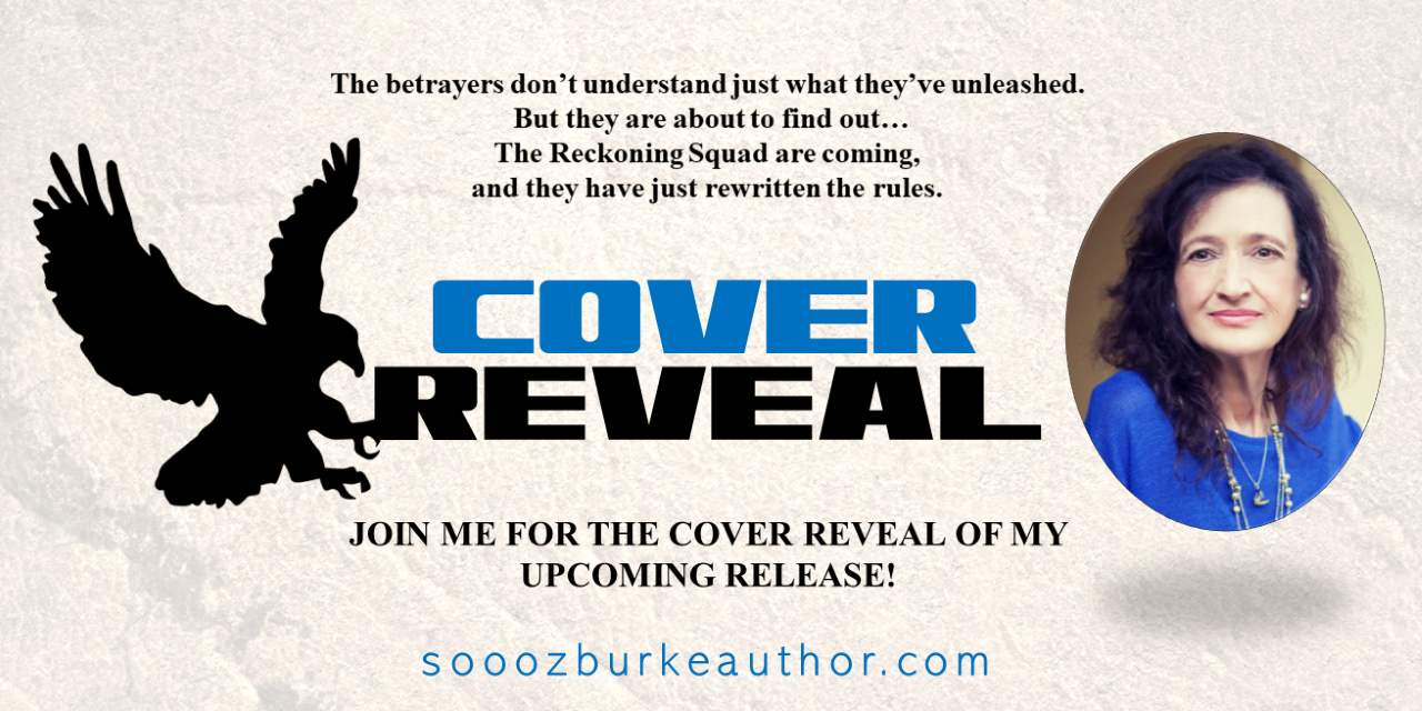 The Reckoning Squad Cover Reveal Banner.