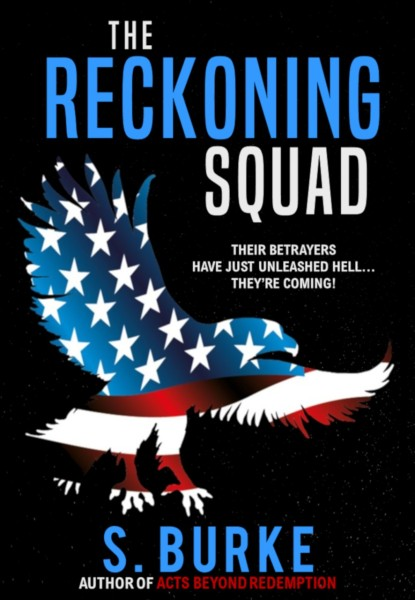THE RECKONING SQUAD HIGH RES IMAGE of BOOKCOVER