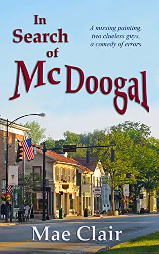 book cover in search of mcdoogal