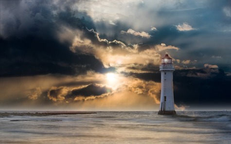 flash Free lighthouse beautiful